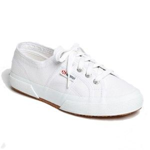 superga white sneaker