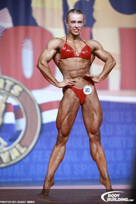 Bodybuilding.com - Elena Shportun Profile and Pics!
