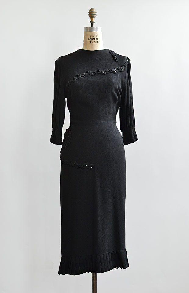 1000  images about Little Black Dress on Pinterest - Retro vintage ...