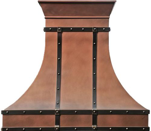 1000+ Images About Copper Range Hoods On Pinterest