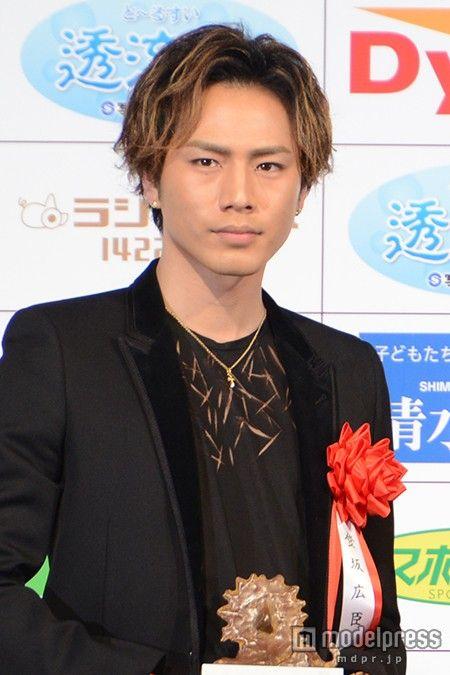 (画像3/3) 三代目JSB登坂広臣、クールな魅力全開で「とても新鮮」