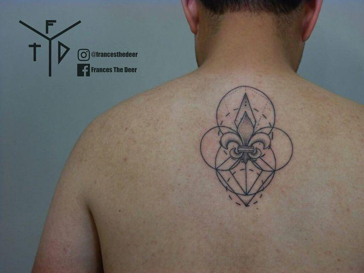 Handpoke geometry