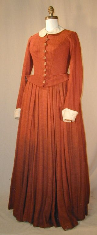 Puritan Dress - Google Search