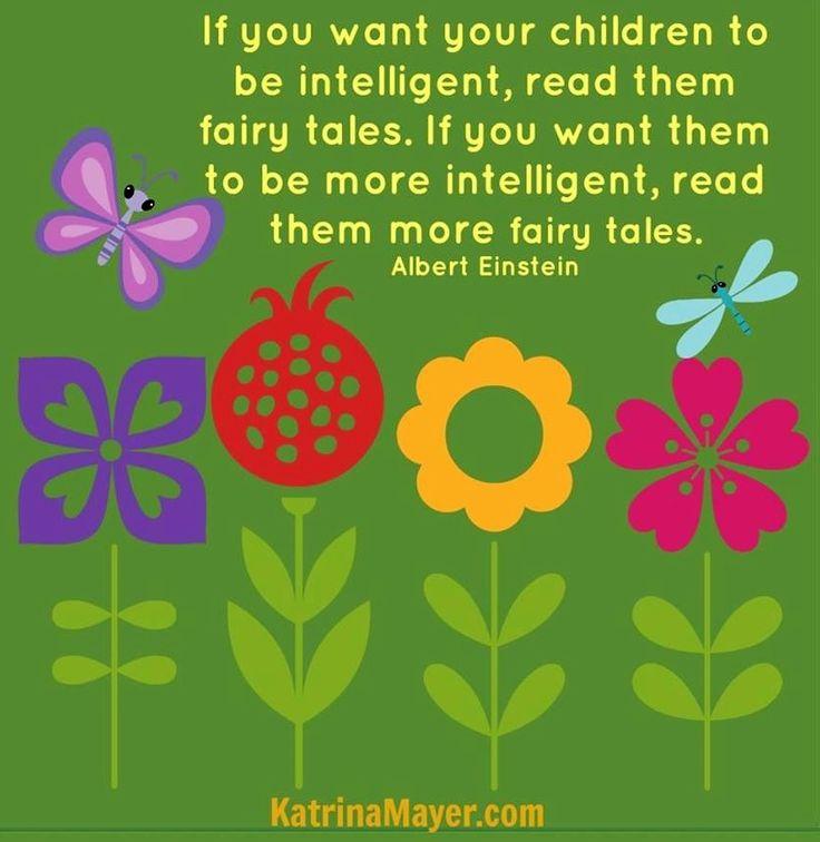 Read Fairy Tales Quote Via Www.KatrinaMayer.com