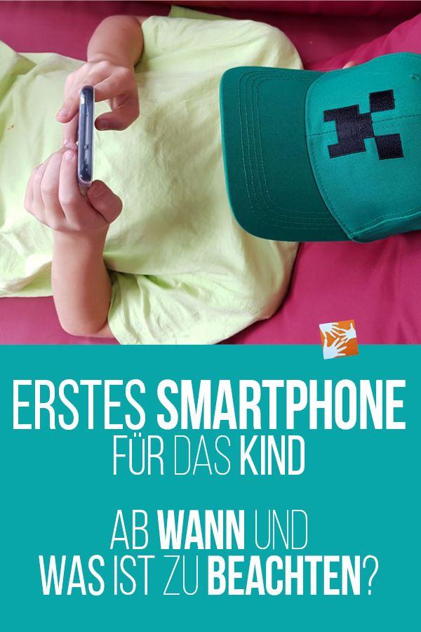 das erste smartphone f r 39 s kind ab welchem alter handy kinder erstes smartphone und kinder. Black Bedroom Furniture Sets. Home Design Ideas
