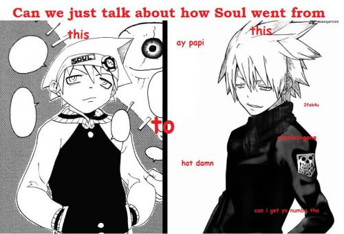 Soul Eater hot damn