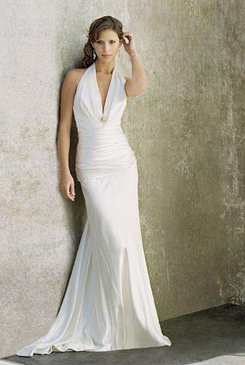 Flattering Wedding Dress For Athletic Build 03 Dresses Zimbio