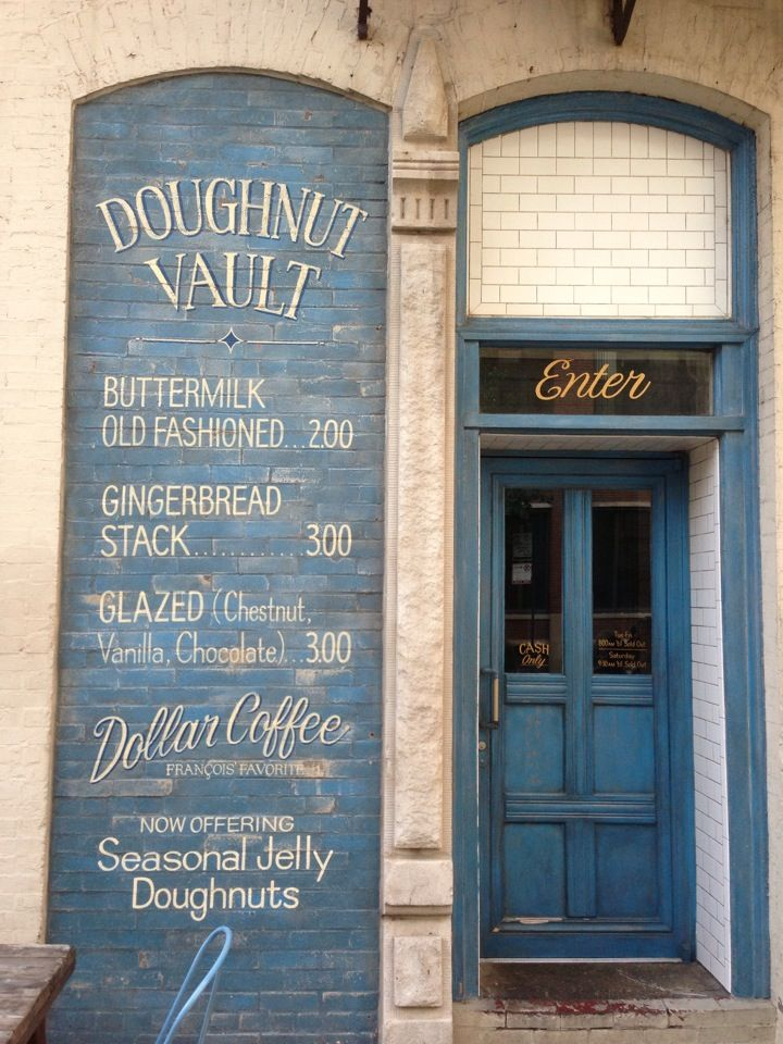 The Doughnut Vault in Chicago, IL