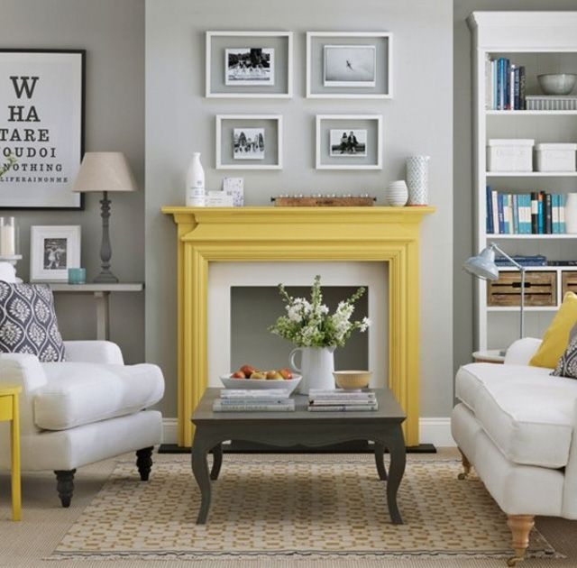 Best Color Scheme Inspiration Champagne Grey And Yellow 400 x 300