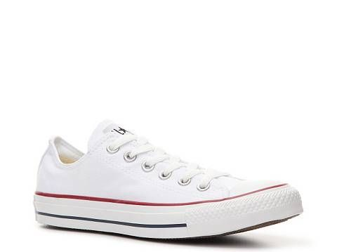 Converse Chuck Taylor All Star - White #PinToWin #DSWShoeHookup