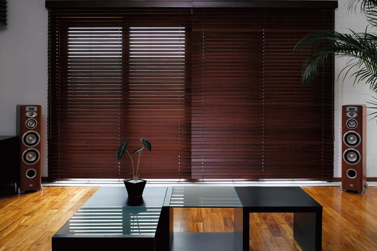 Best 25 Dark Wood Blinds Ideas On Pinterest Cherry Wood