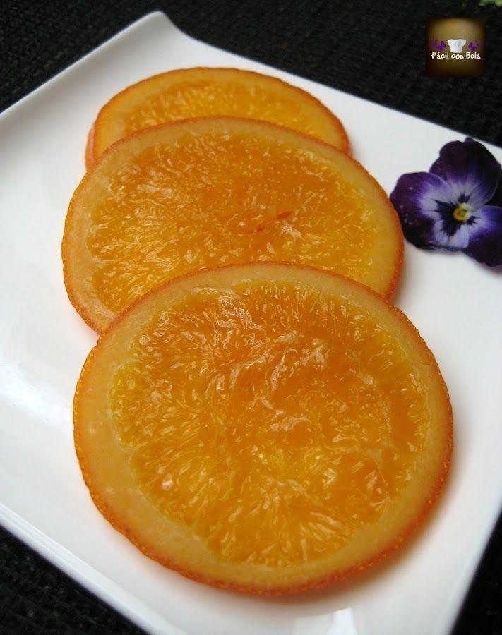 Cómo hacer naranja confitada y sirope de naranja con vídeo-receta | Cocina