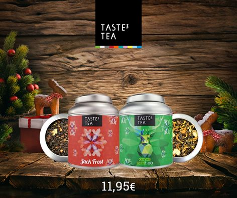TASTE3 TEA Christmas / winter edition