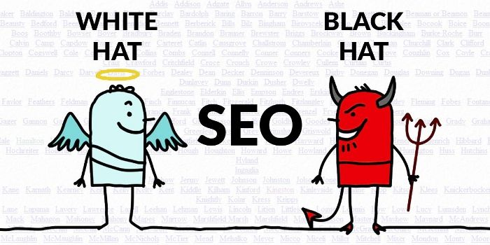 Black Hat SEO & White Hat SEO - Both are the SEO practices for getting rank faster. White hat is safe and work according to search engine terms and conditions, but Black hats are not good for the website health. Once your website is penalized, then you have no option to recover soon. So, before doing SEO keep in mind these points.
