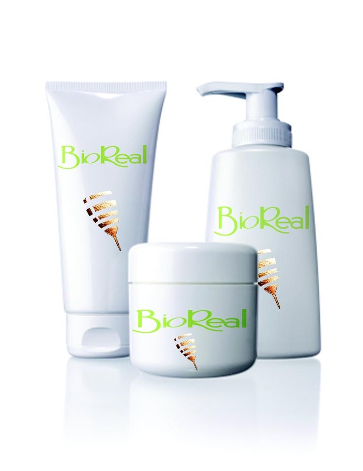 Diseño de los productos BioReal.
