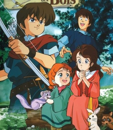 Robin Hood no Daibouken (1995-2001)