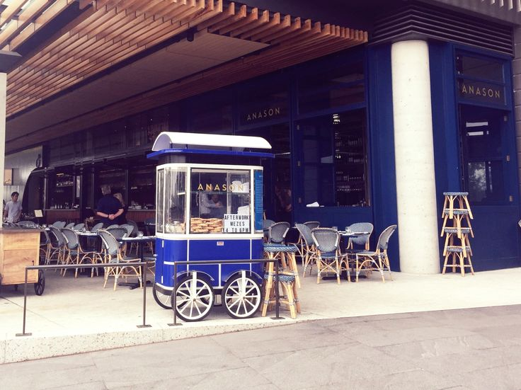 Anason is a great reason to head to the Streets of Barangaroo and see what's happening in that part of town. Review here!  http://theupsidedownside.com/home/2017/1/10/anason-turkish-delight-at-the-streets-of-barangaroo