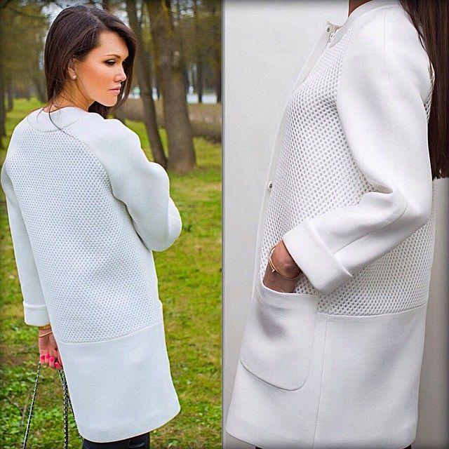 Весенне-летнее пальто из неопрена на подкладке!!! Доступно к заказу!!!