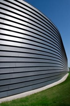 De Lijn by Rockwool B.V. / Rockpanel Group   #architecture #building