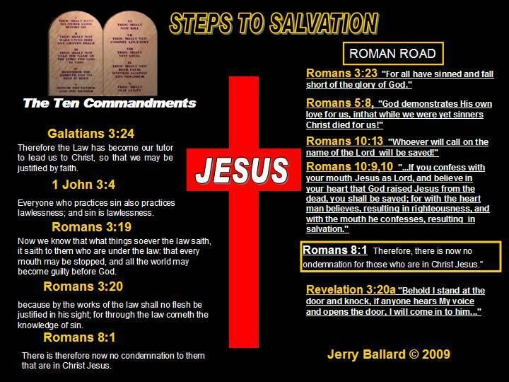 Road+to+Salvation | THE ROMAN ROAD TO SALVATION