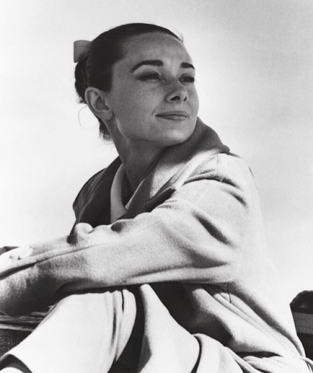 Audrey photographed by Inge Morath,1959 #AudreyHepburn #IngeMorath