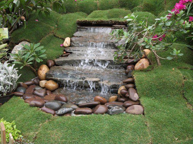 Garden Fountain Store Near Me Waterfalls Backyard Artificial