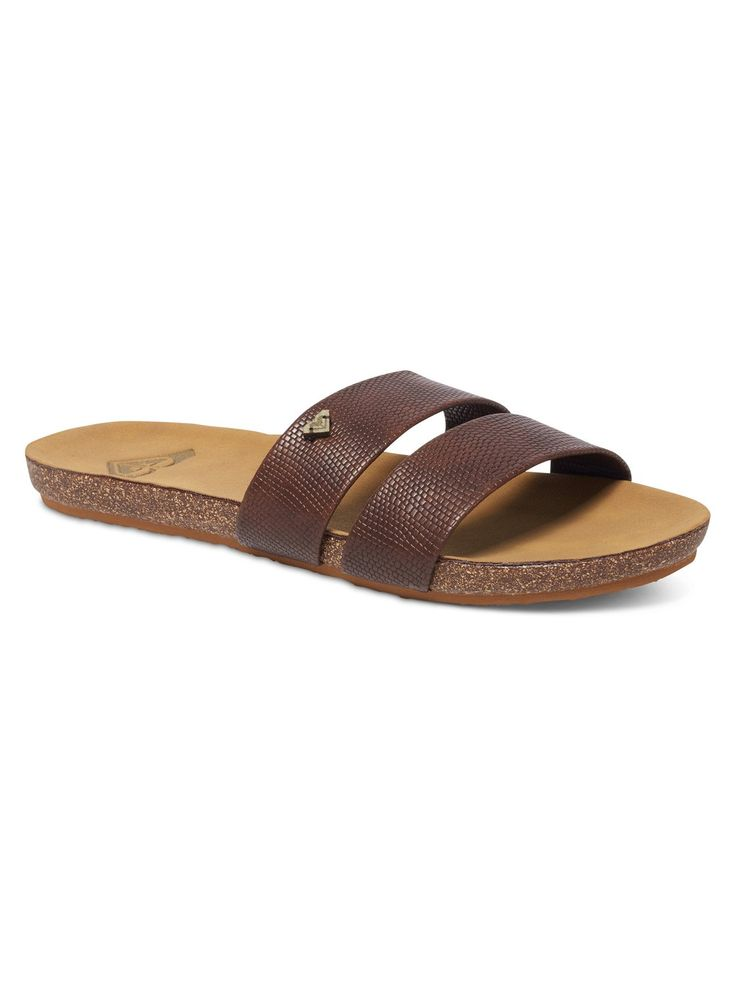roxy, Abbott Sandals, TAN (tan)