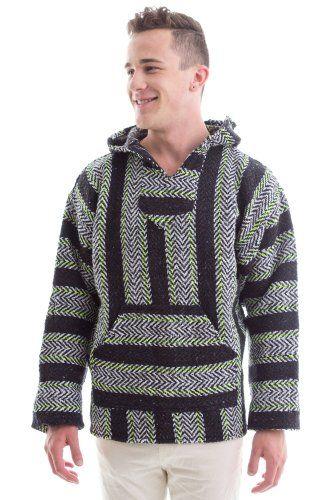Hemp baja hoodie