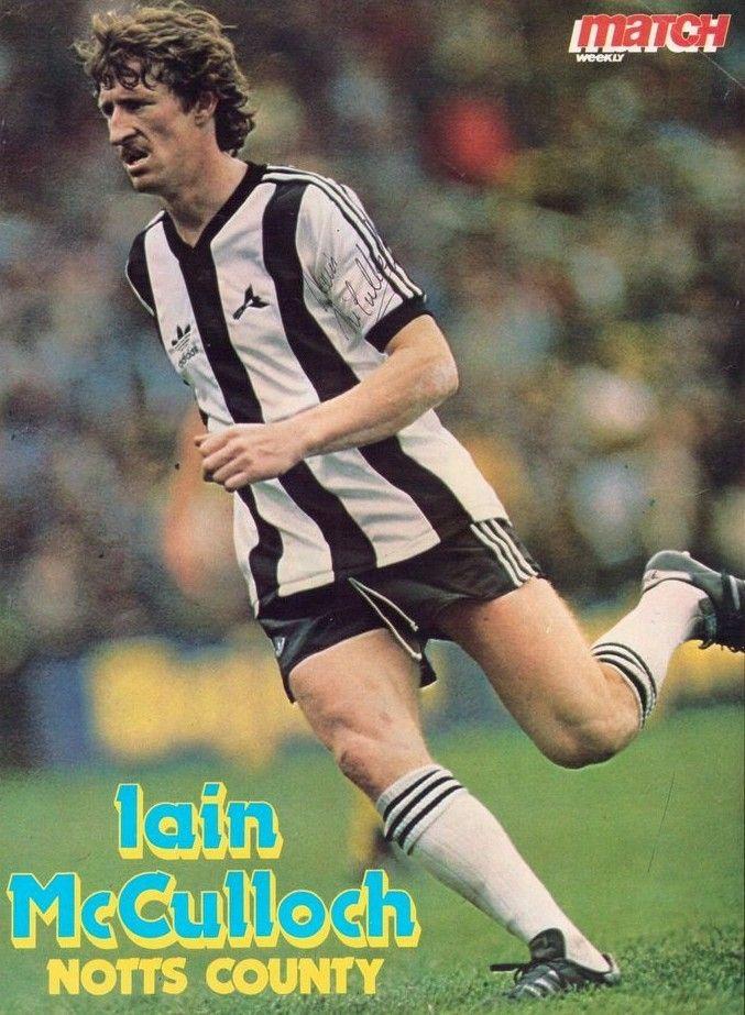 Iain McCullough Notts County