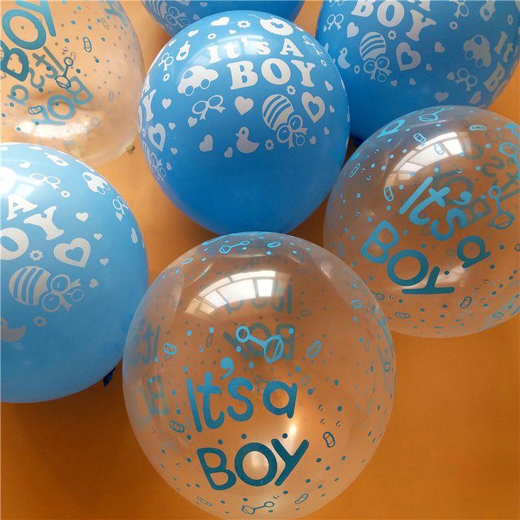 30pcs Baby Shower Balloon | Price: $7.95 | #babies #pregnancy #kids #mommy #child #love #momlife #babygirl #babyboy #babycute #pregnant #motherhood #photography #photoshoot