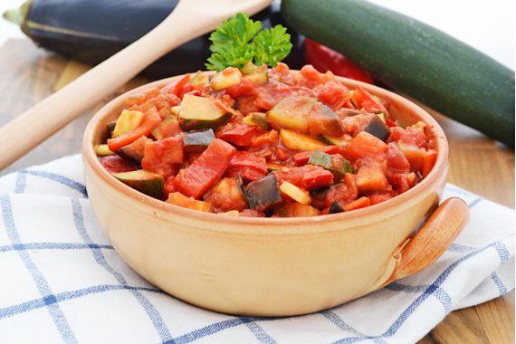 Ein schnelles, beliebtes und variationsreiches Gericht, die Gemüsepfanne Allerlei.