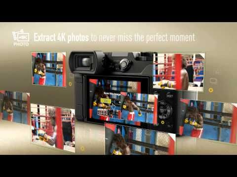 Panasonic UK - The new Lumix GX8 - YouTube