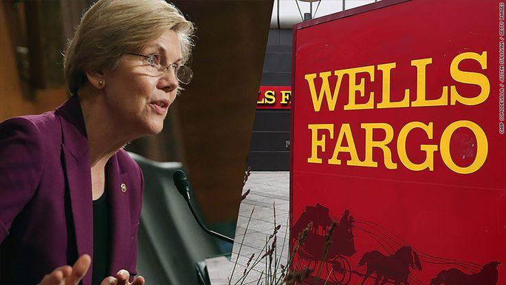 The Senate Banking Committee is holding new Wells Fargo hearings on October 3. Look for a BIG grilling of Wells Fargo CEO Tim Sloan by Senator Elizabeth Warren. Plenty of fireworks for sure! #WellsFargoJustice
