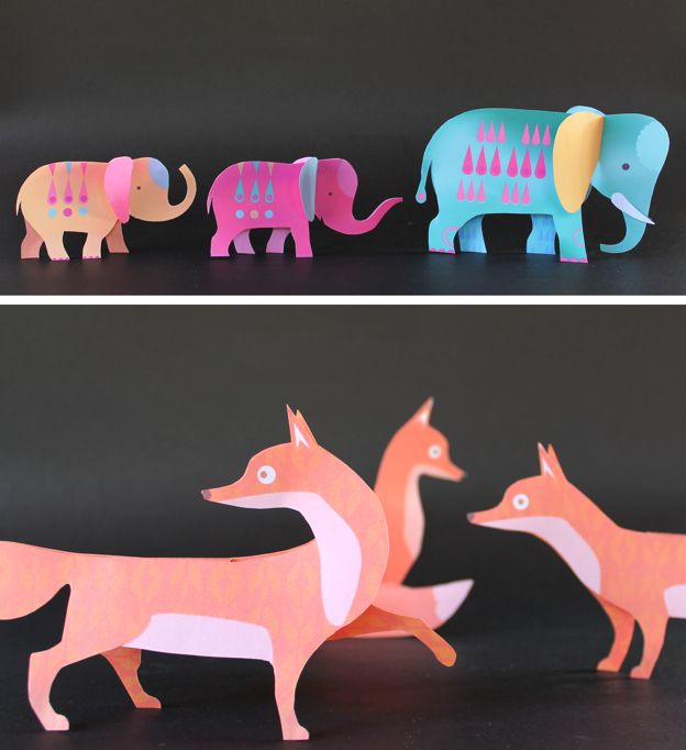 Adorable printables by happythought.co.uk