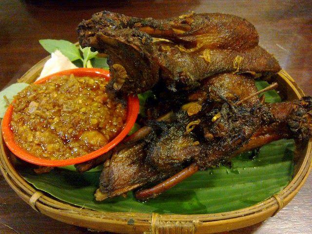 Masakan Praktis Rumahan: Resep Bebek Bacem