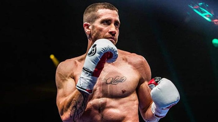 The actor worked famed boxing coach Terry Claybonto become the big, bad Billy Hope of 'Southpaw.'