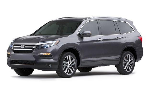 Honda Pilot Reviews - Honda Pilot Price, Photos, and Specs - Car and Driver