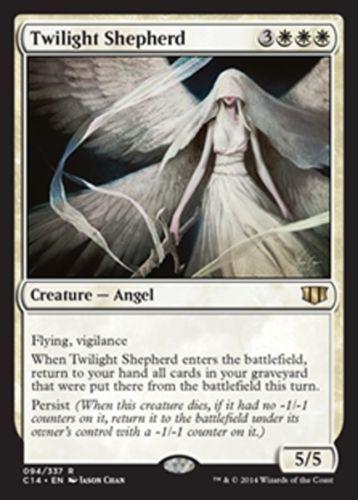 mtg White Enters the Battlefield Deck fun budget casual Magic the Gathering precon angel