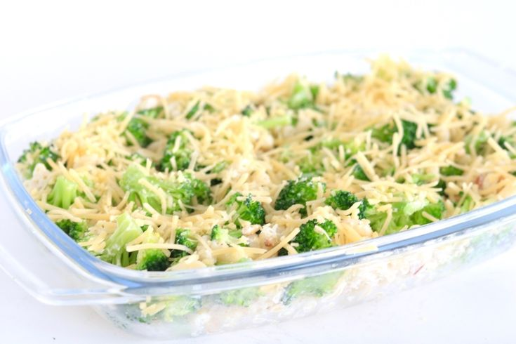 Pastaschotel met broccoli – 5 OR LESS
