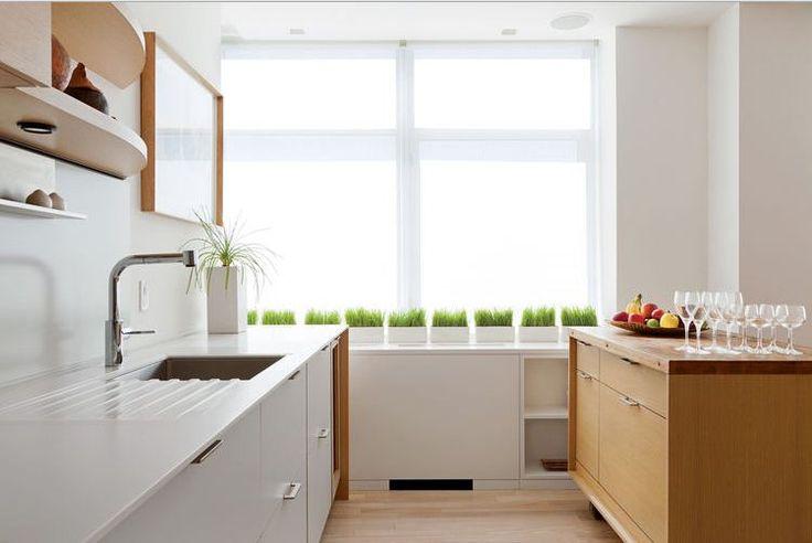 Desain dapur minimalis adalah salah satu gaya desain yang populer di abad ke-20 yang mempunyai komposisi sederhana tetapi tetap dirancang menjadi sempurna.