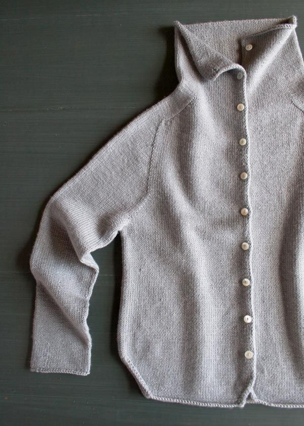 TopDown Turtleneck Cardigan Knit Pattern from PurlBee - Not Free but rather perfect - may have to buy it