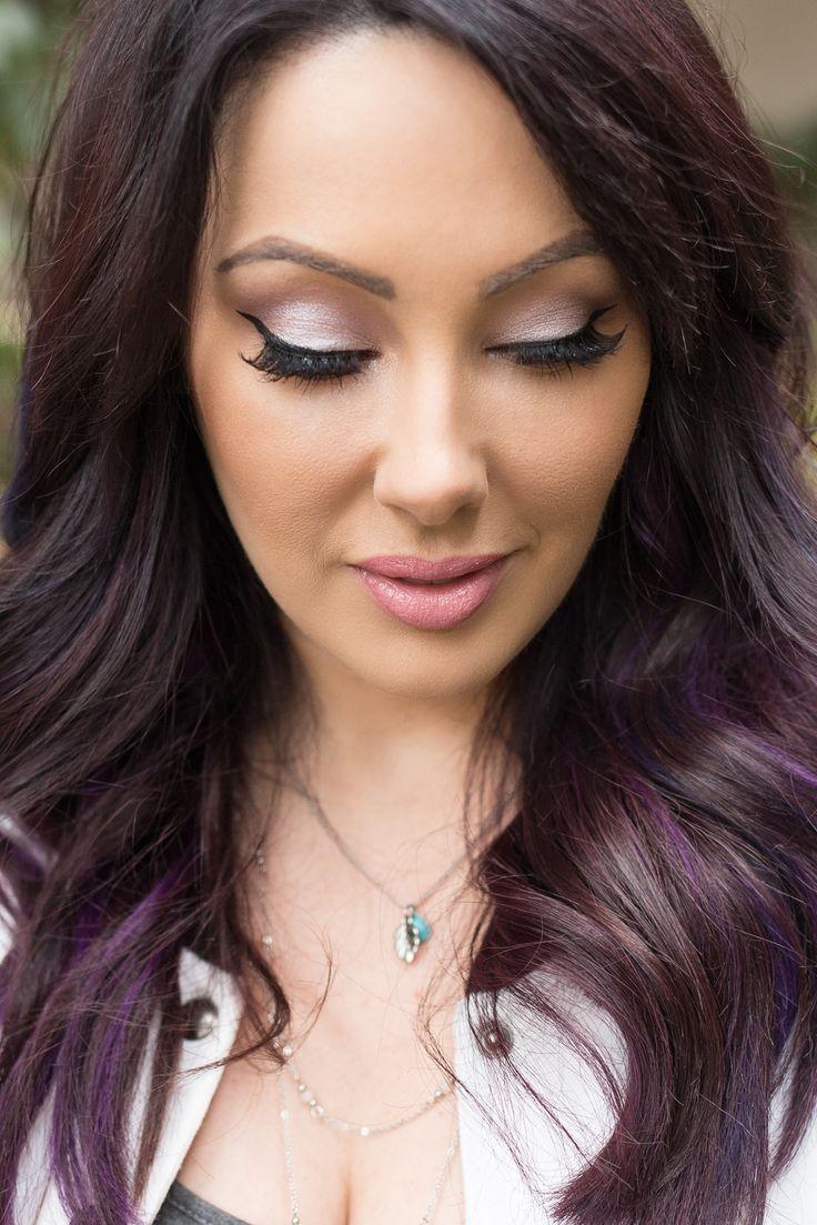 Classic Glam Makeup Glam makeup, Makeup geek eyeshadow