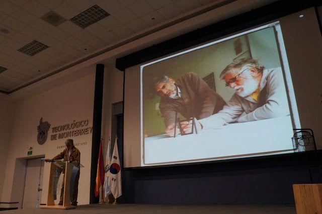 """Nuestros amigos del Tec de Monterrey Campus Queretaro nos enviaron esta reseña de su reciente evento """"Factor Clave"""", el 6º congreso de diseño organizado por estudiantes de la carrera de Diseño Industrial."""