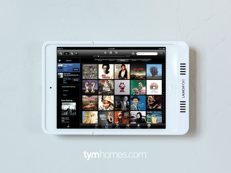 mirage audio server for wholehome audio installed by tym of salt lake