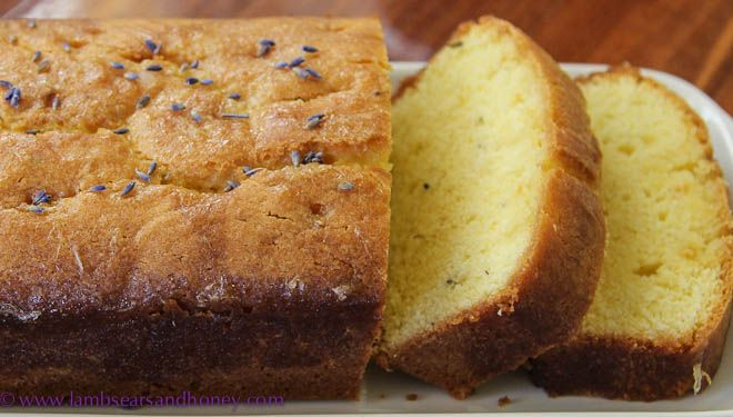 I've decided I need more #cake in my life - & I'm beginning with this simple & delicious Lavender and Lemon Syrup Cake.