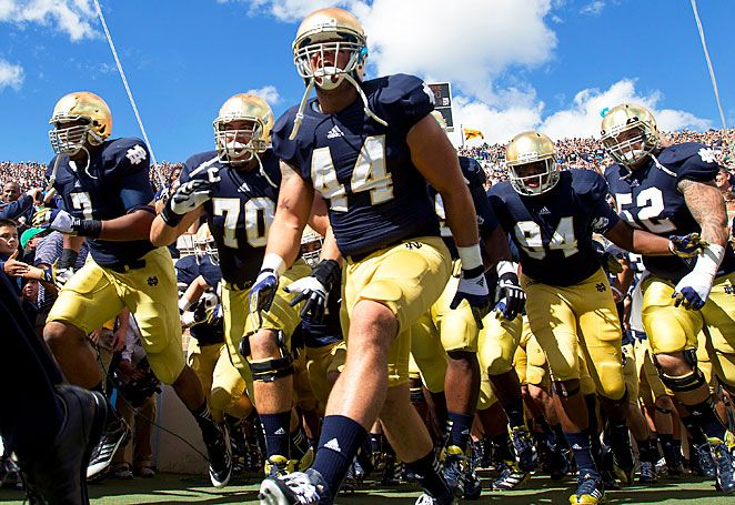 Notre Dame Releases 2014 - 2016 Football Schedules
