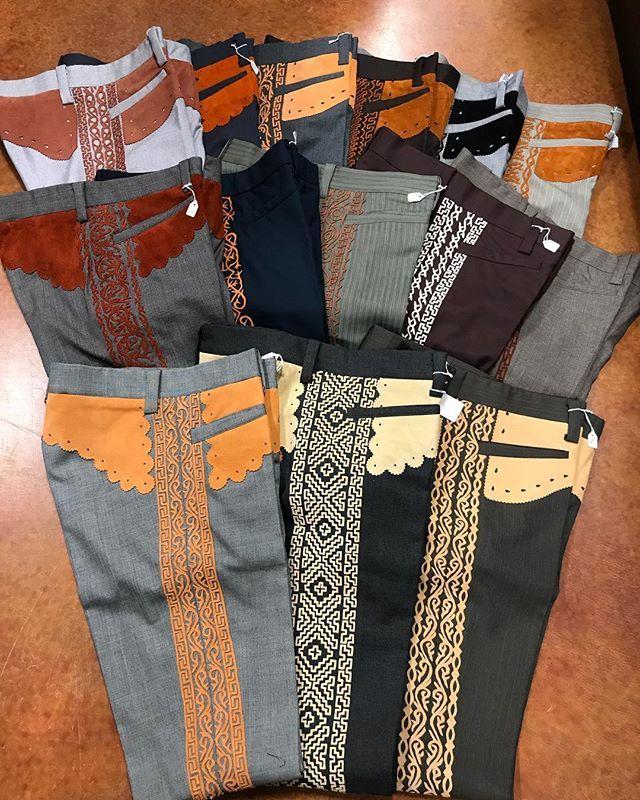 Pantalones Charros Medida 34 Para Ordenar 8186984231 Charro Pantalon De Charro Pantalones