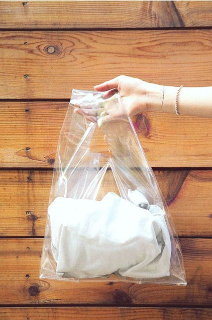 The Korean Shop For Fashion Girls Who Are Bored With Zara #refinery29  http://www.refinery29.com/stylenanda-korean-fashion-trends#slide-16  With this plastic bag you can purchase for $18....