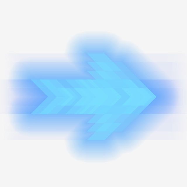 Blue Light Effect Future Technology Arrow Blue Blue Light Effect Future Arrow Png Transparent Clipart Image And Psd File For Free Download Geometric Background Light Effect Font Illustration