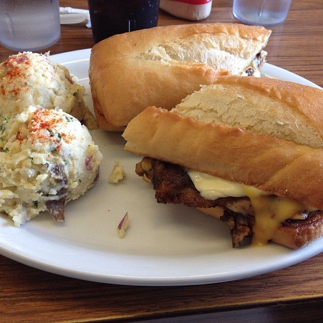 Check Out Voula\'s Offshore Cafe in Seattle, WA as seen on Diners, Drive-ins and Dives and featured on TVFoodMaps.